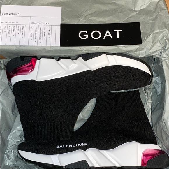Balenciaga Shoes   Black Sneakers